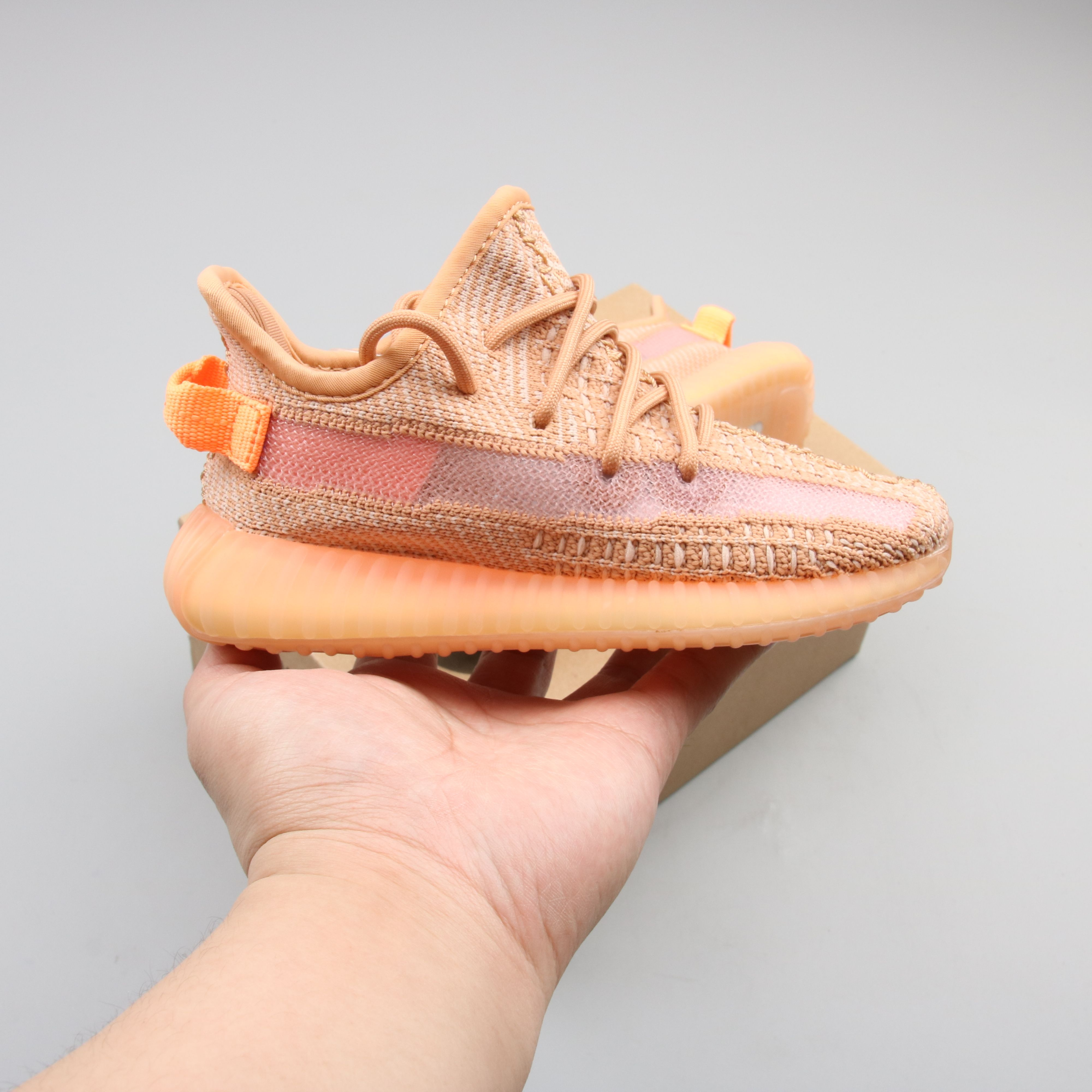 Yeezy Boost 350 V2 Infant 'Clay' Kids