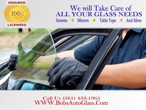 Bob S Auto Glass Is Always Happy To Accept Insurance Assignments
