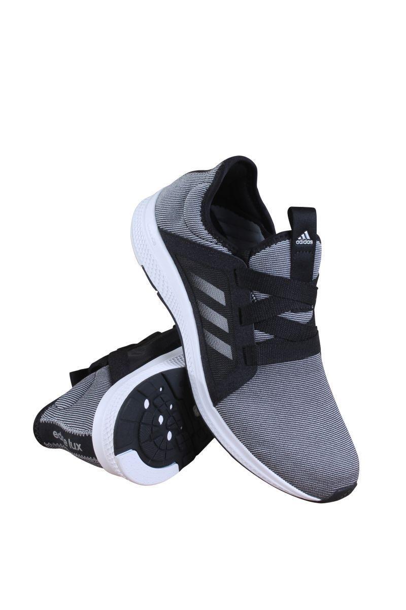 ce42e999 Details about adidas Edge Lux W BOUNCE Black Grey White Women ...