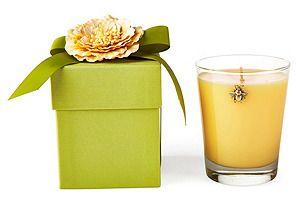 14 oz  Flower Box.  Crème de la Crème.