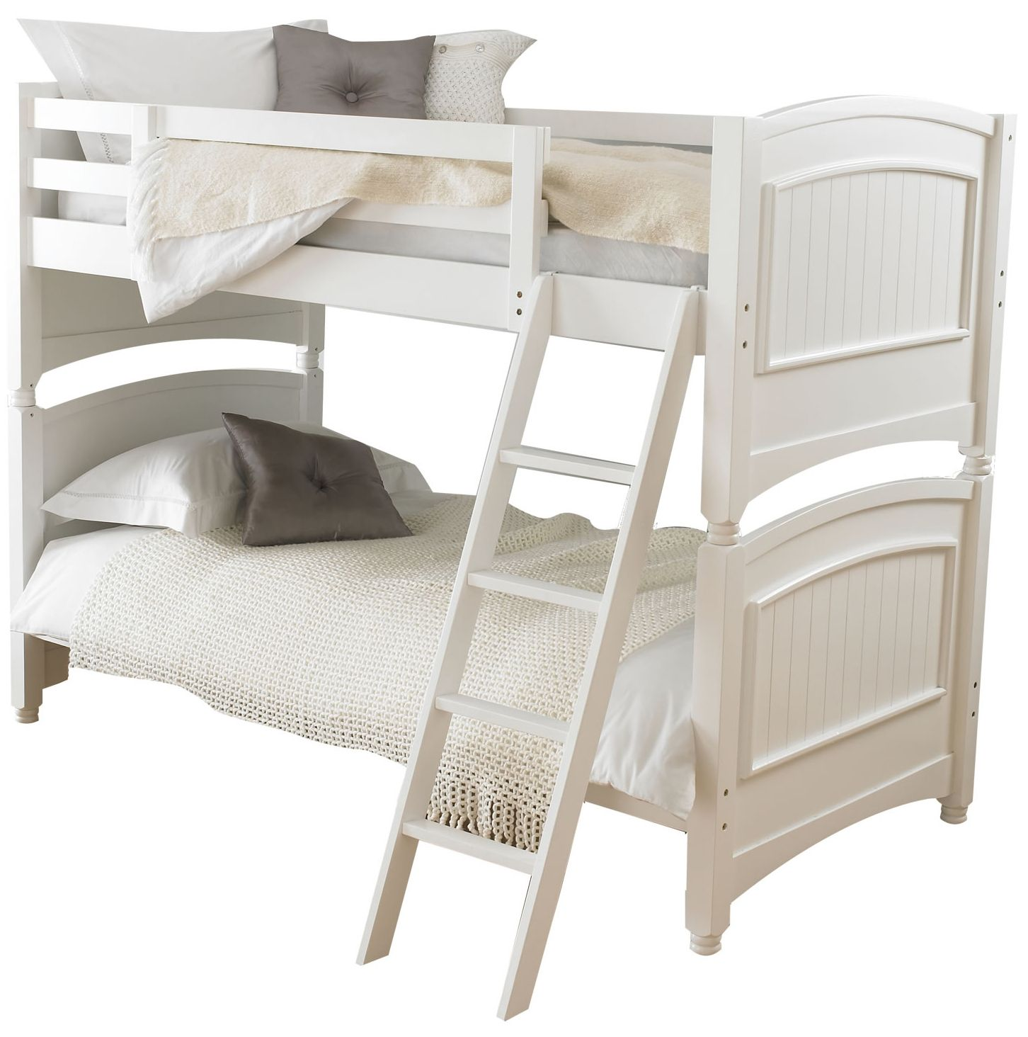 Colonial white bunk bed. £329.99 http//www.worldstores.co