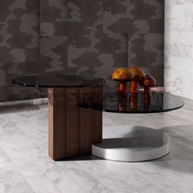 For New Spec Cota 428 Wenge White Mushroom Coffee Table Side And End Tables Nsp 420008 8