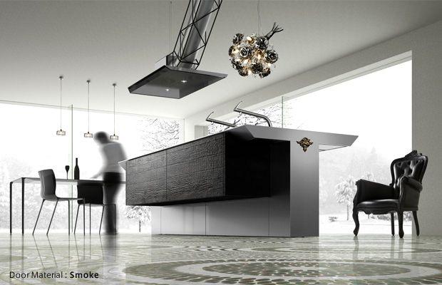 Luxus küchen design von toyo küche küche luxus
