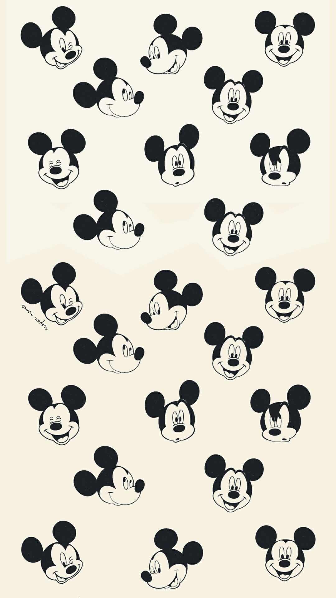Pin By Twilla On Girly Wallpapers Pinterest Mickey Mouse