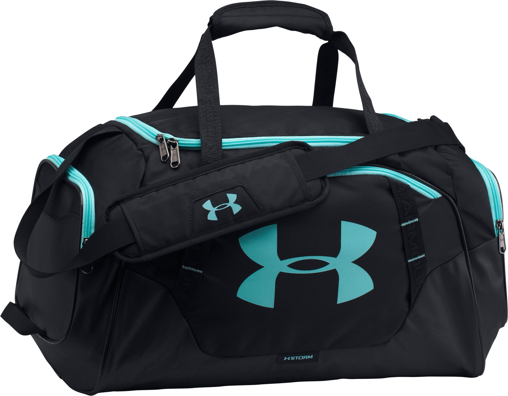 detailed look 7764a cbb0a Under Armour Undeniable 3.0 Medium Duffle Bag, Black in 2019   Products    Under armour backpack, Duffel bag, Bags