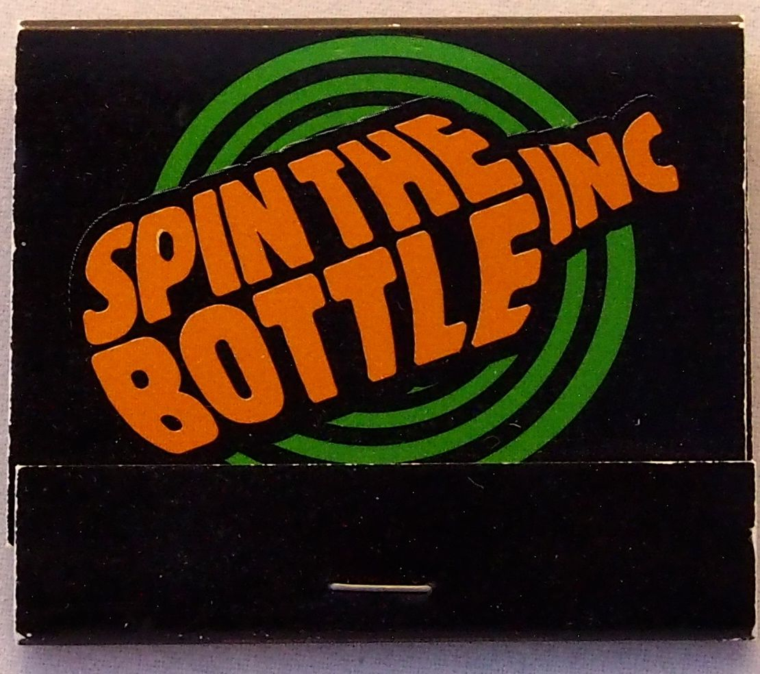 Spin The Bottle, Inc. #matchbook - - To Order Your Business\' own ...