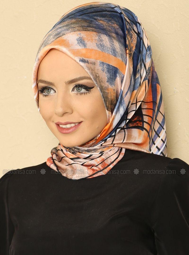 Striped Scarf - Pink - Orkide Esarp Foulard, Mode Musulmane, Mode Modeste,  Mode f03be809b6d