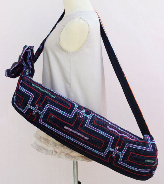 YOGA MAT BAG Yoga Bag Yoga Tote Yoga Bag Women by ztomhomeshop