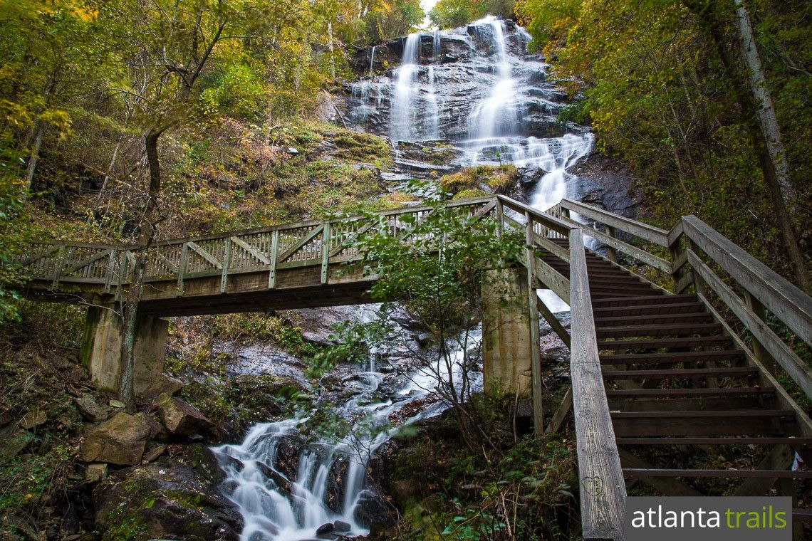 Best Spring Waterfall Hikes Portland Beacon Rock State Park Hardy Falls