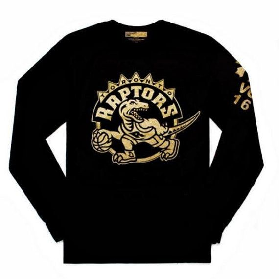 Raptors Drake Night longsleeved shirt OVO Toronto + Ovo owl sticker