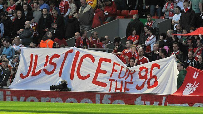In Memory Of The Victims Of The Hillsborough Disaster Picture