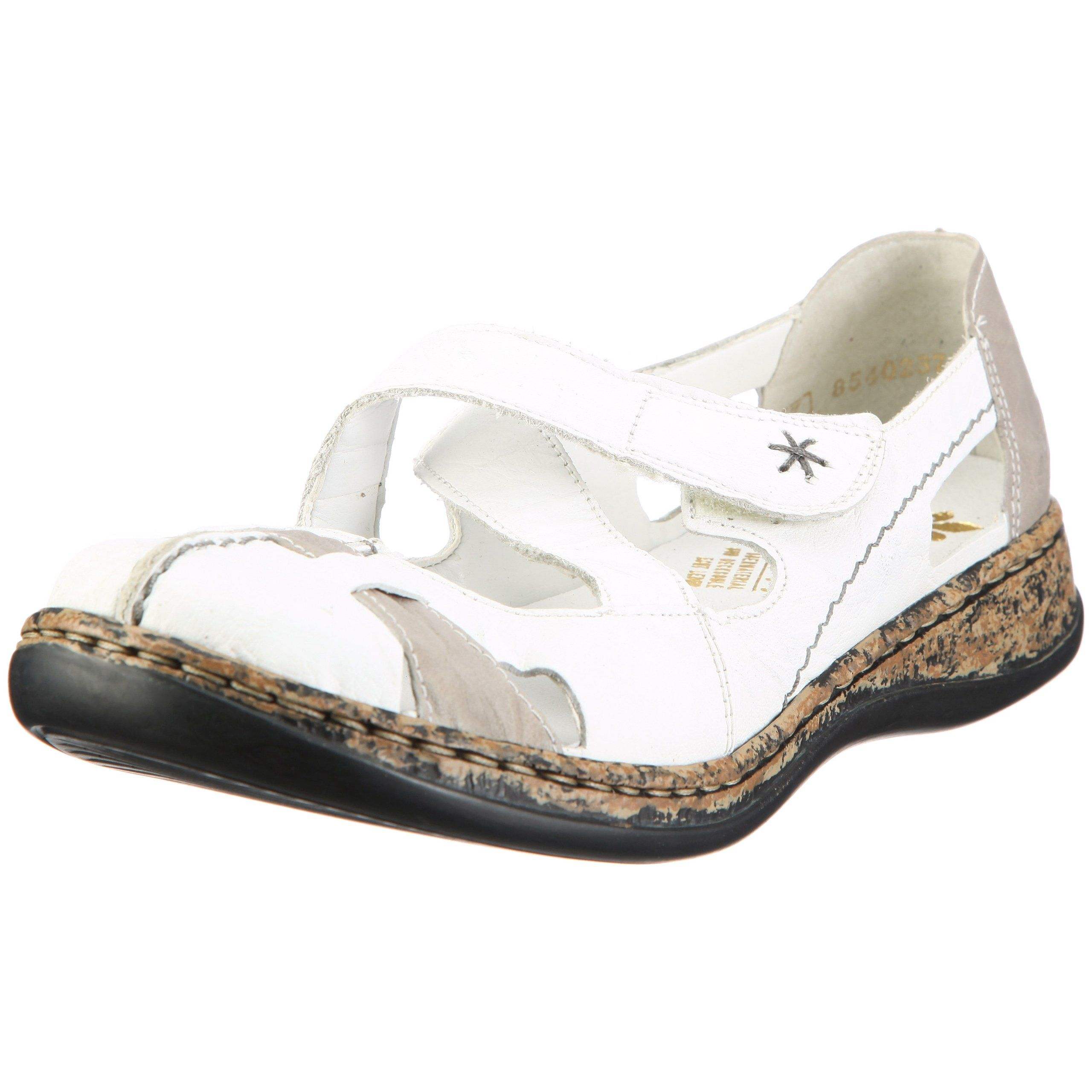Rieker ladies shoes amazon women trotteur beige R593,£51.84