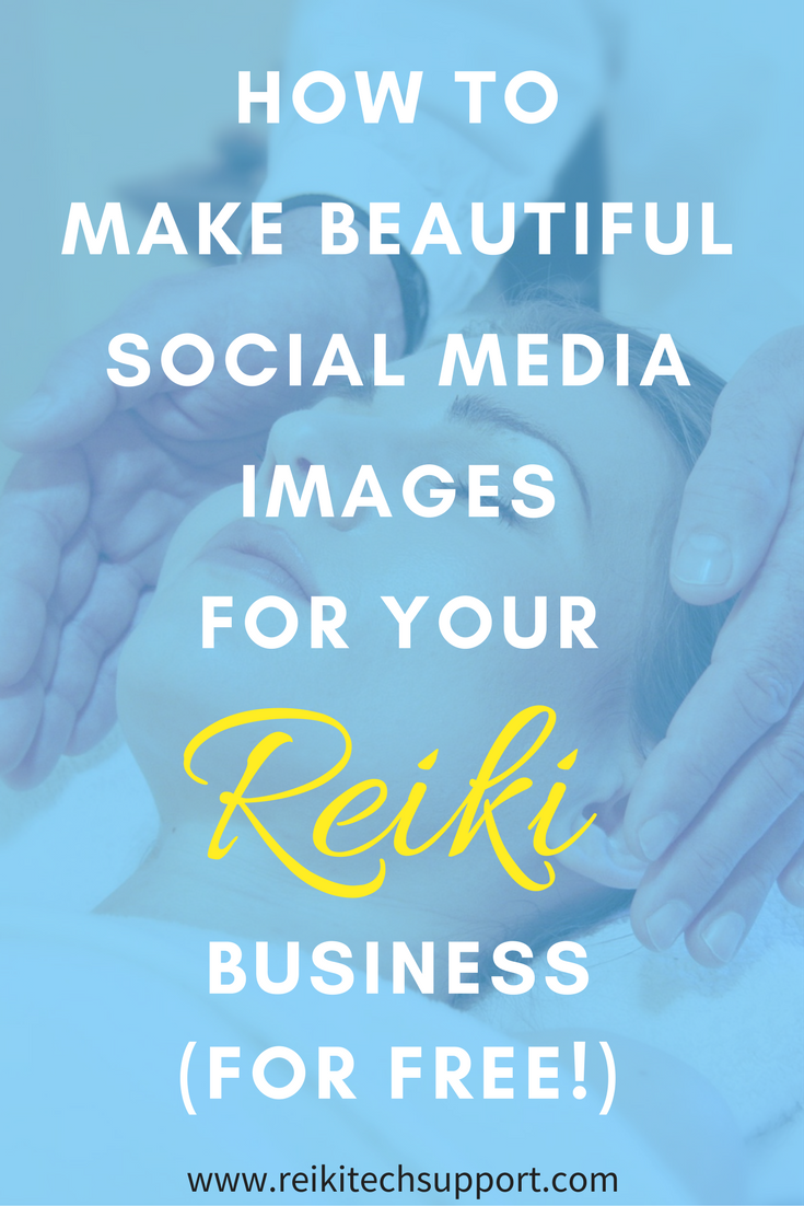 Intro to canva for social media images reiki practitioner intro to canva for social media images buycottarizona Choice Image