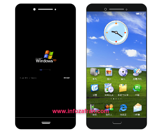 Tema Window XP Mtz For Xiaomi Tampilan Komputer Full Mod