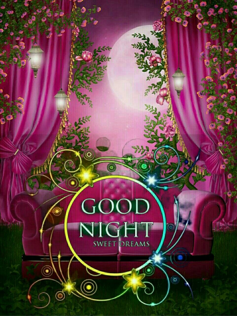 Good night sister and yours, sweet dreams