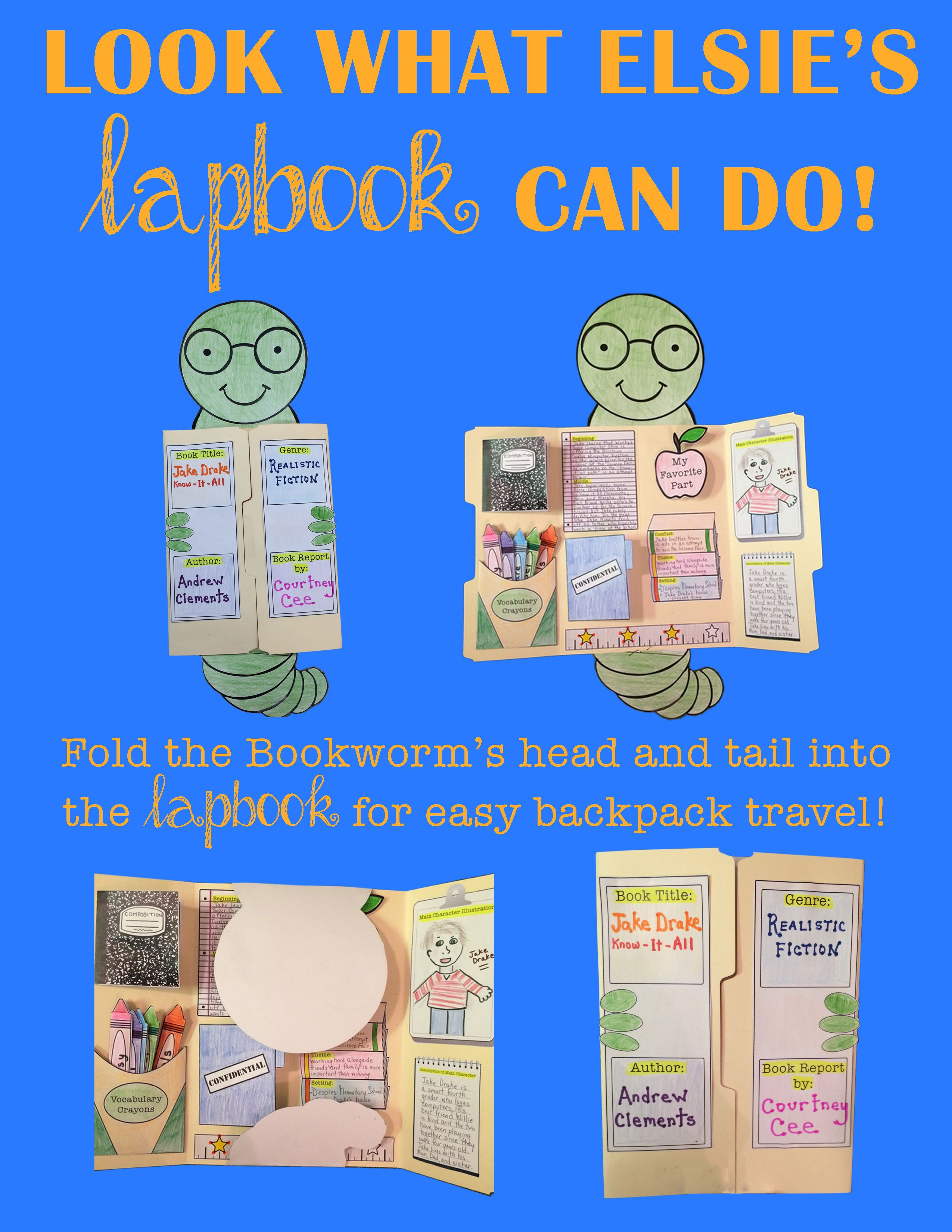 bookworm book report
