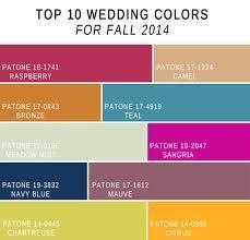 Color Scheme For Weddings Seasons Google Search