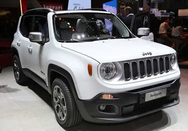 2017 Jeep Renegade Trailhawk Rumors And Release Date Jeep