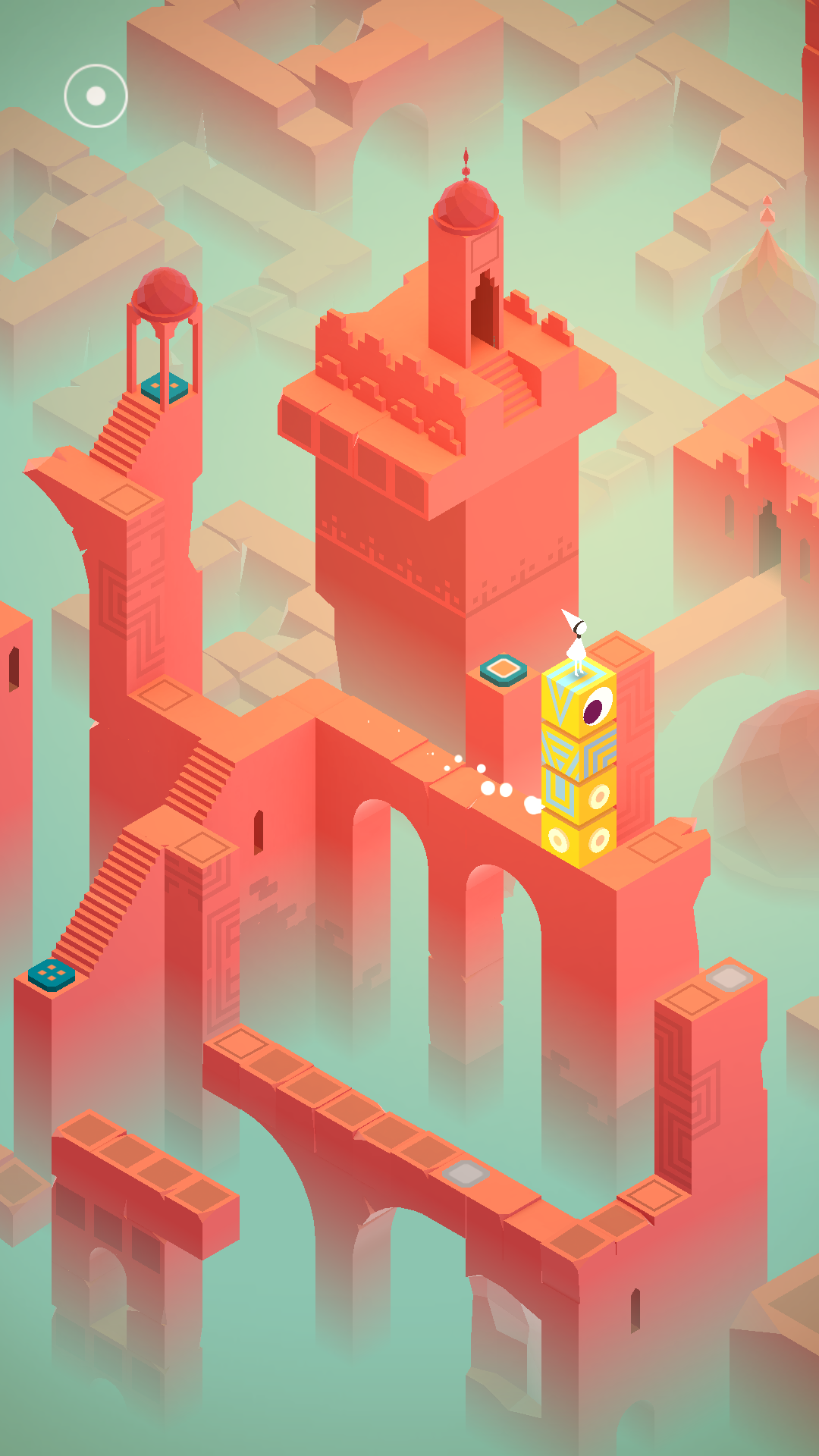 monument valley game - Google Search