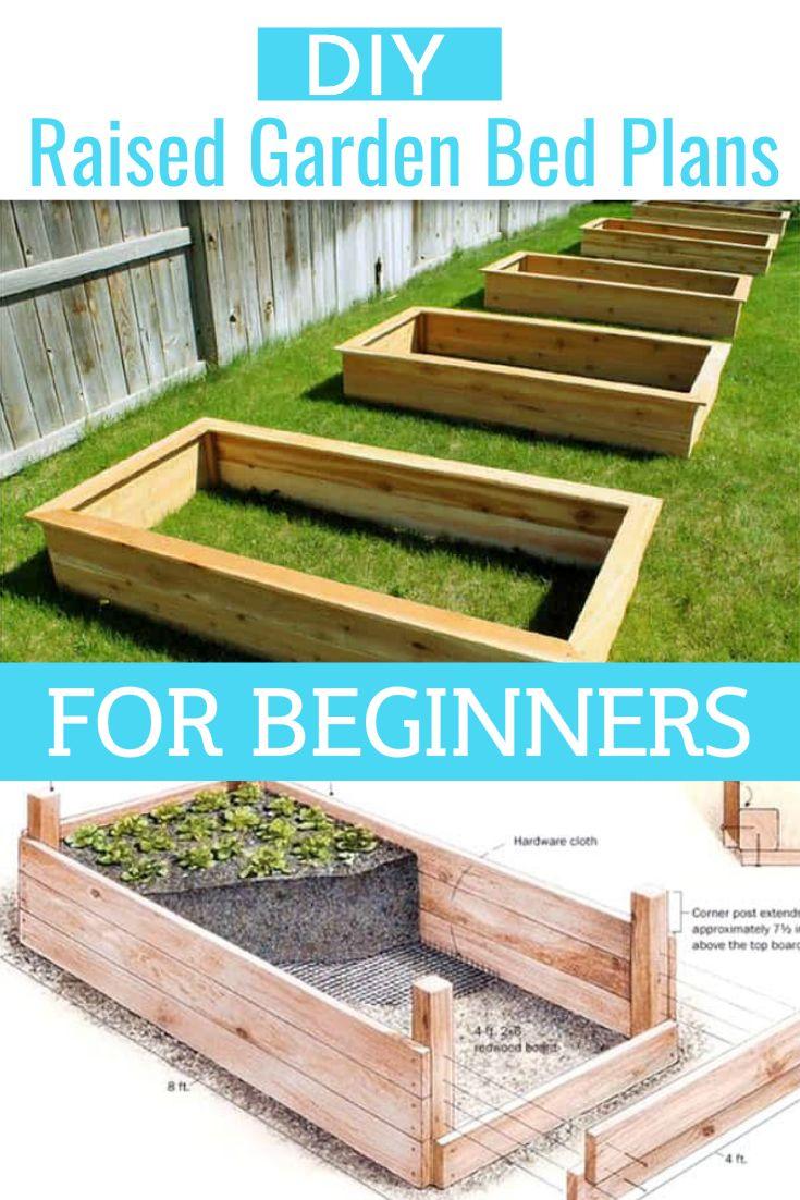 Photo of 5 Easy DIY Raised Garden Beds