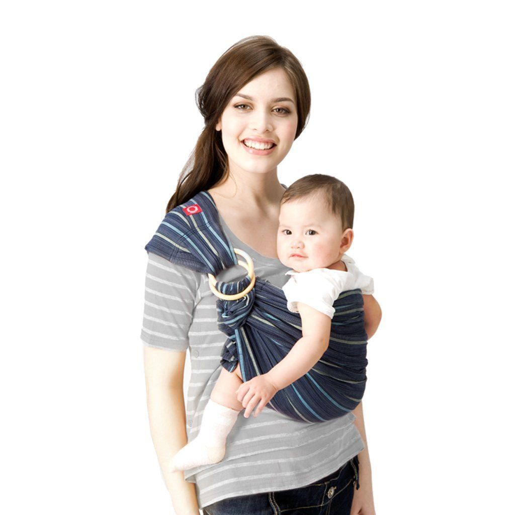 The Mamaway Is The Best Ring Sling For Newborn And Older Babies