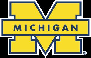 Michigan University Of Michigan Wolverines University Of Michigan Logo Michigan Decal