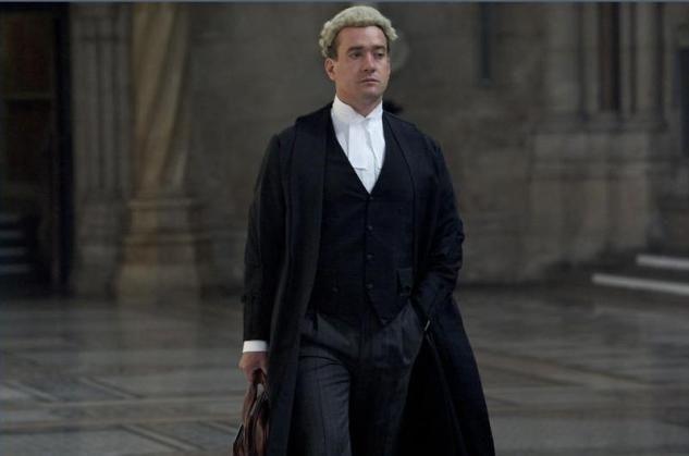 Matthew Macfadyen as Joe Miller in Criminal Justice 2009