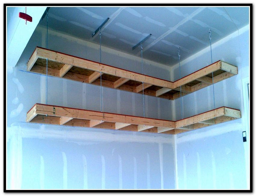 garage storage shelf diy overhead garage storage racks garage stuff 15744