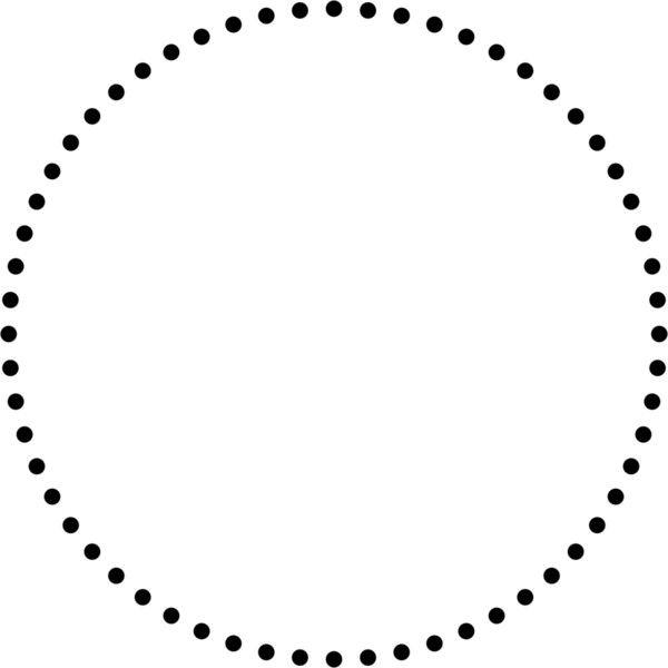 Creating Dotted Lines That Are Actually Circles Libreta De Apuntes Margenes Para Cuadernos Texturas Fotos