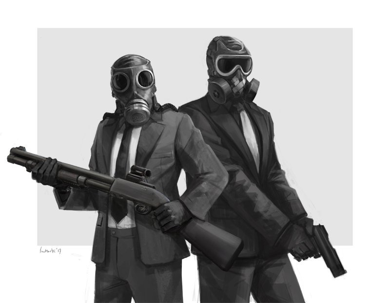 Smoke And Mute By Cpt Sunstark It Suits Them So Much I Ll