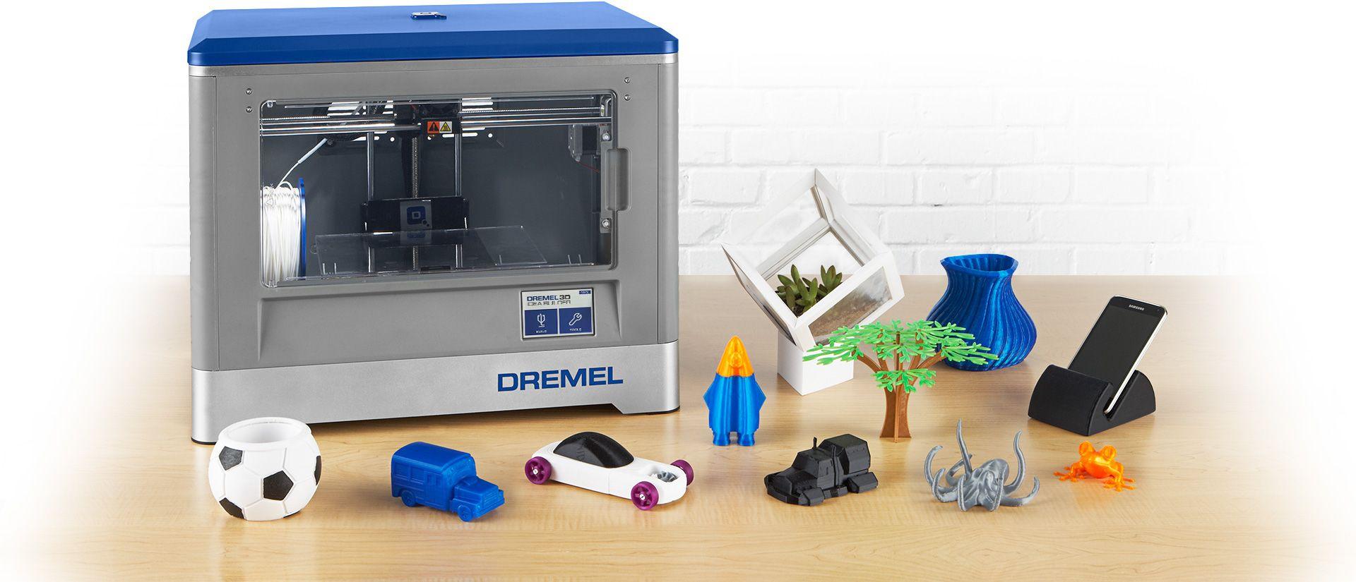 Dremel IdeaBuilder 3D printer Dremel 3d printer, Dremel