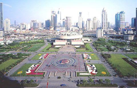 Praça do Povo | Shangai