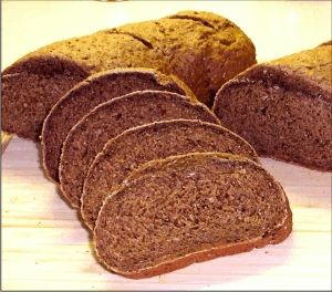 how to make rye bread in a bread machine