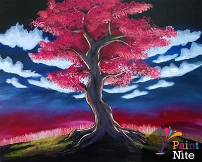 Paint nite inlandempire the broken yolk cafe temecula for Paint and wine temecula
