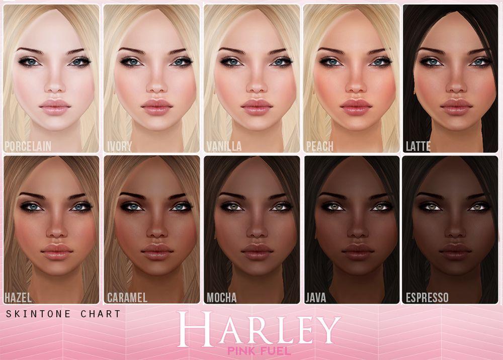 Olive Skin Tone Chart Google Search Beauty Health