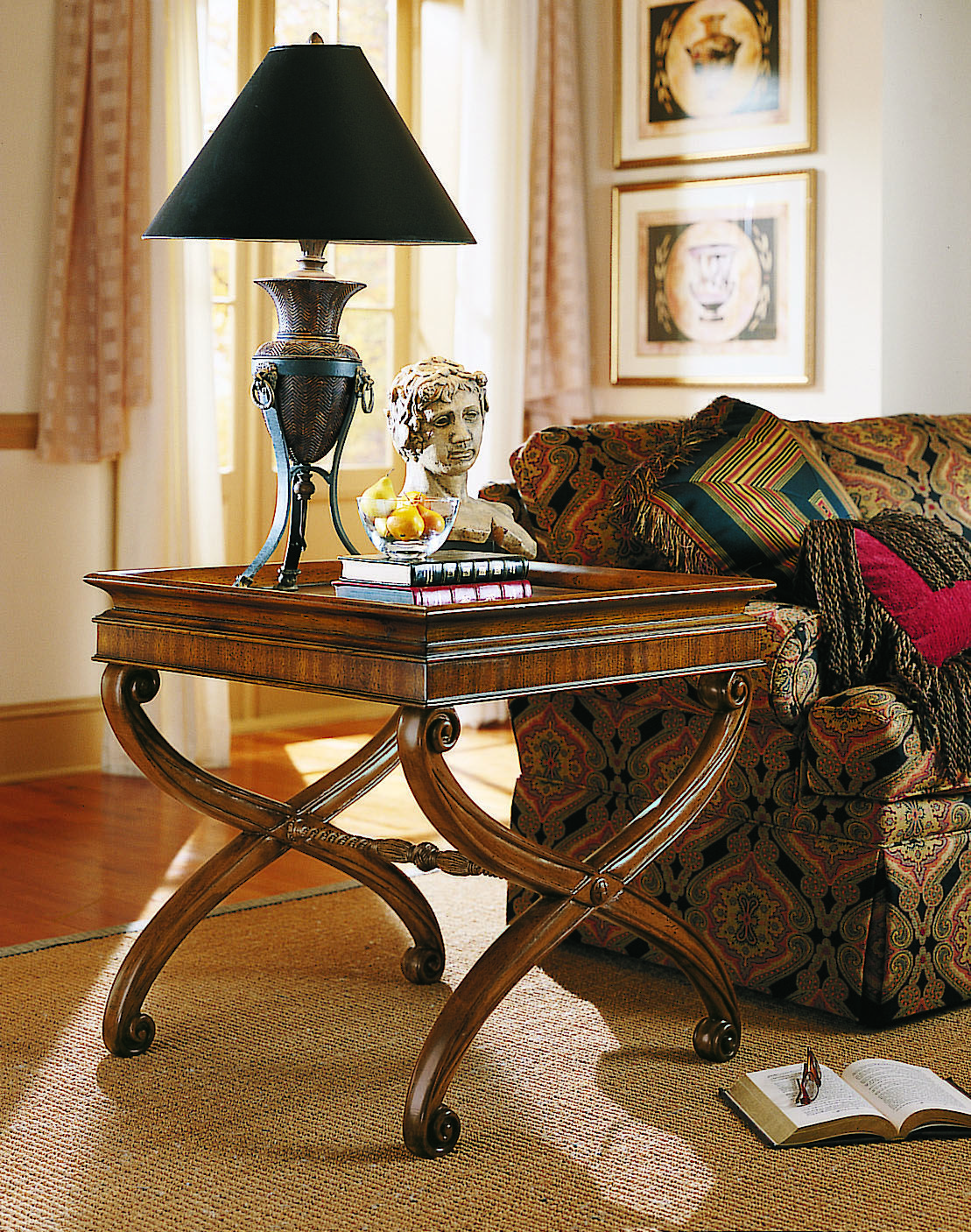 From The Bob Mackie Classics Collection From American Drew American Drew Furniture Furniture Coffee Table