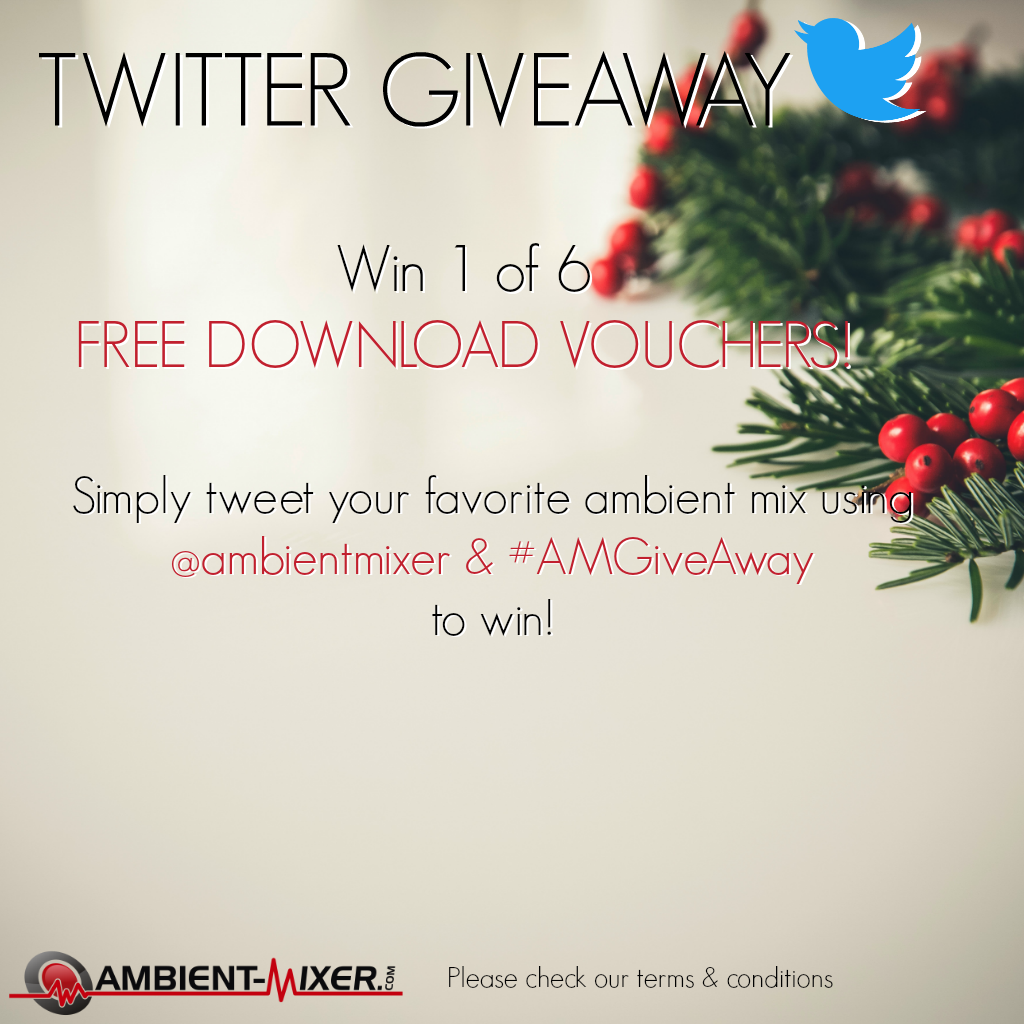 Ambient Mixer don't forget to participate in the ambient mixer twitter