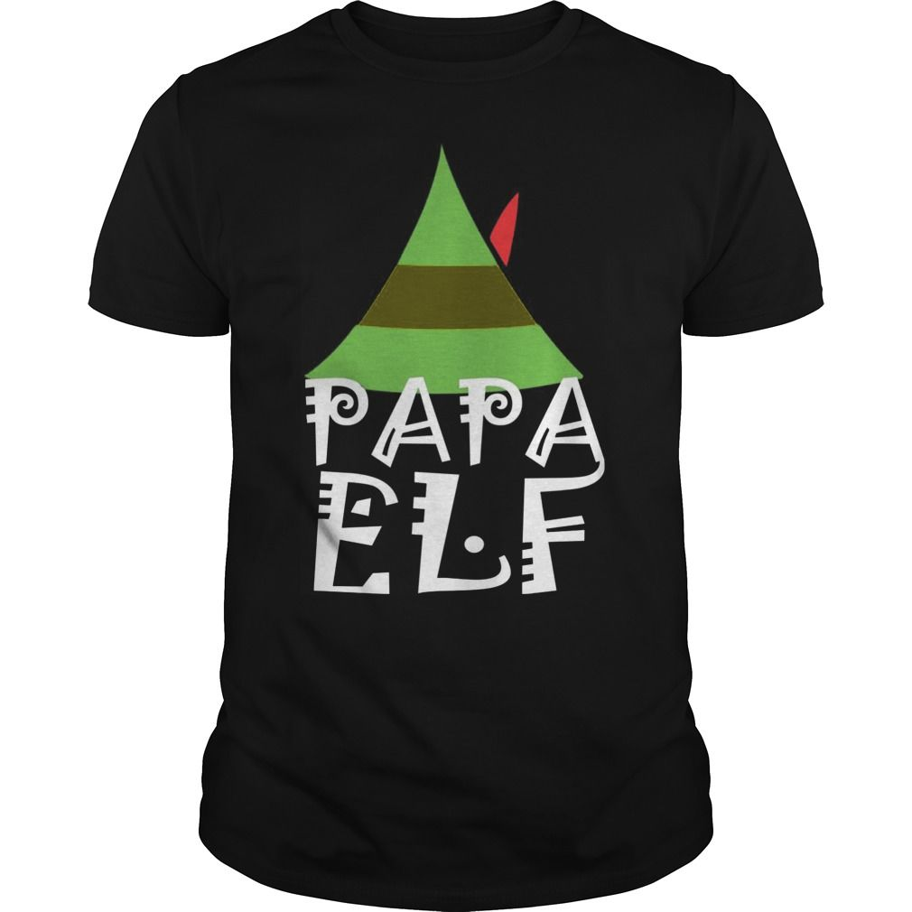 Buddy The Elf Papa Elf Christmas Sweater Shirt Is Perfect Shirt For