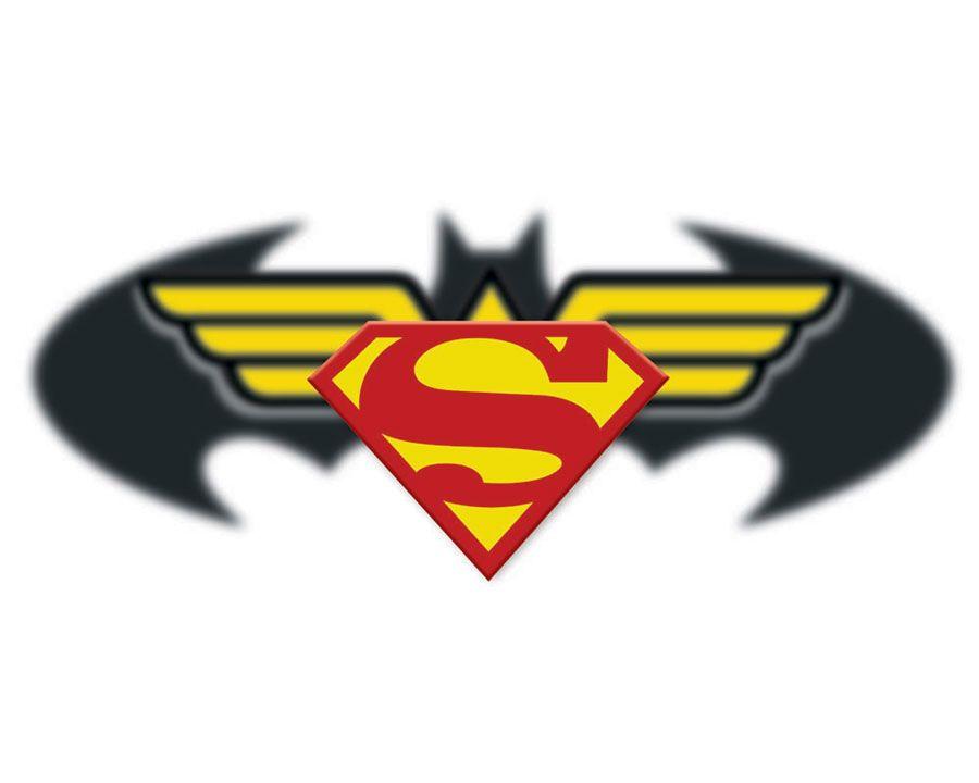 Pin By Amanda Howard On Art Trinity Wonder Woman Logo Superhero Logos