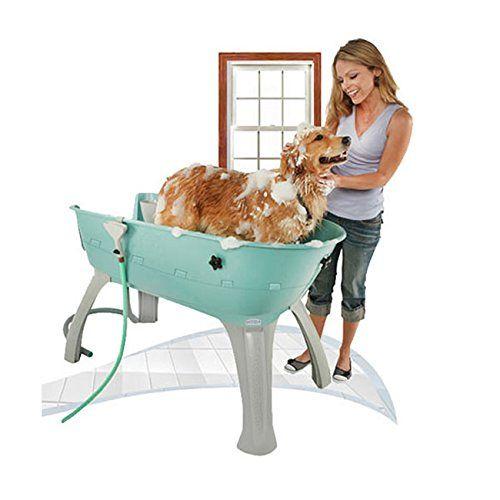 The Best Dog Baths For Easier Grooming Dog Kennel Designs Dog