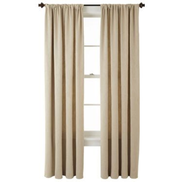 Like These Jcp Home Expressions Cassidy Room Darkening Rod