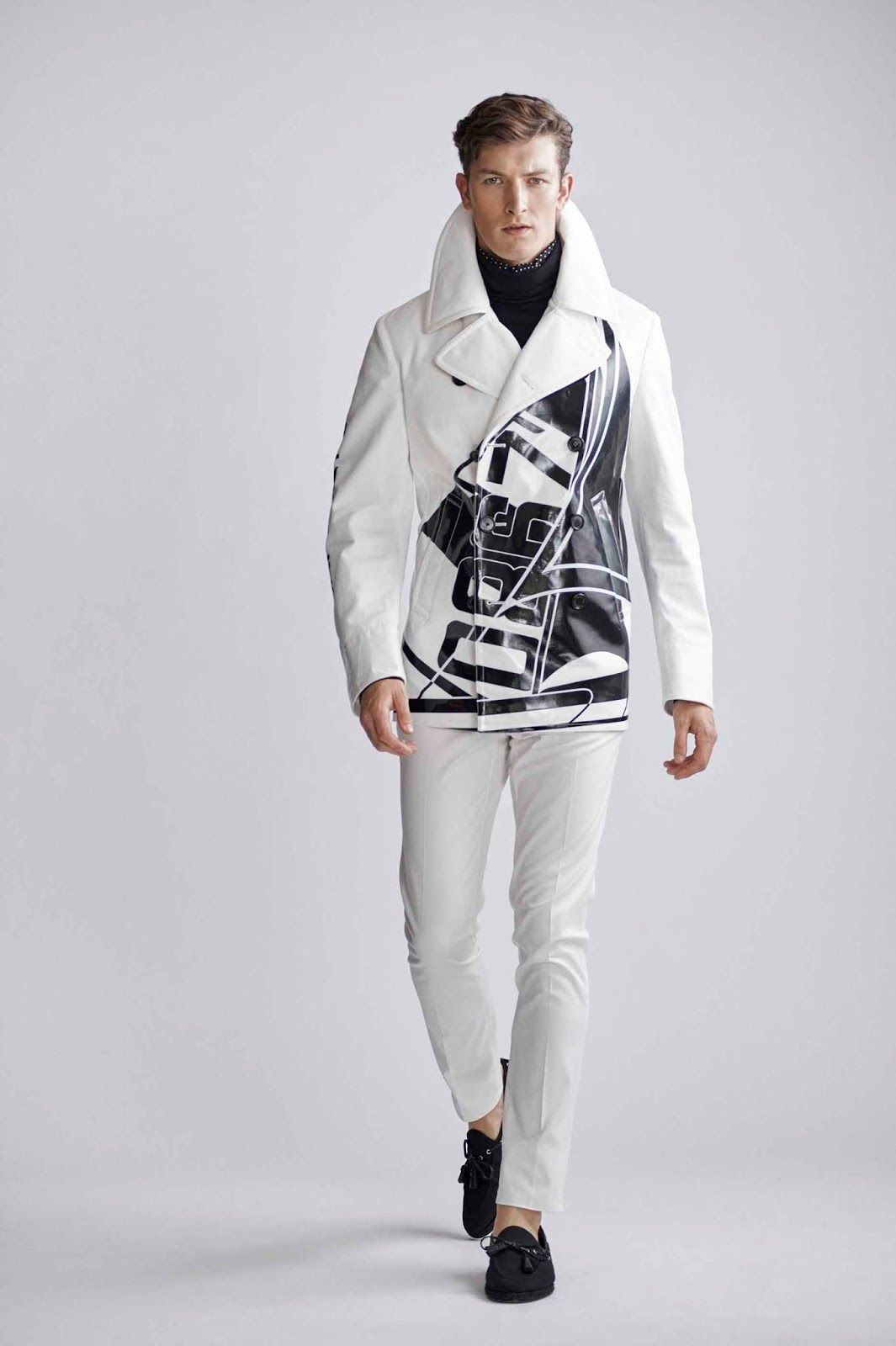 Male Fashion Trends  Ralph Lauren Purple Label Spring-Summer 2019 Collection ce0facc1efbed