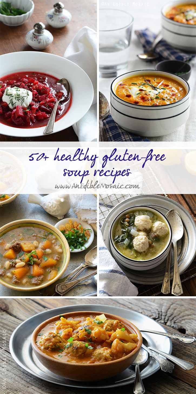 50 Healthy Gluten Free Soup Recipes Gluten Free Soup Soup
