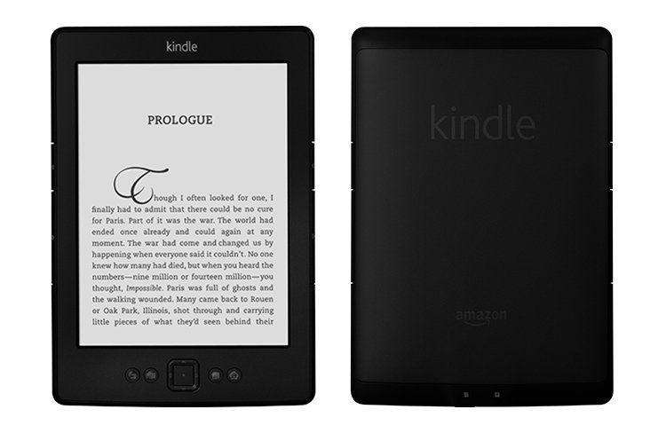 Kindle 5th generation black amazon kindle