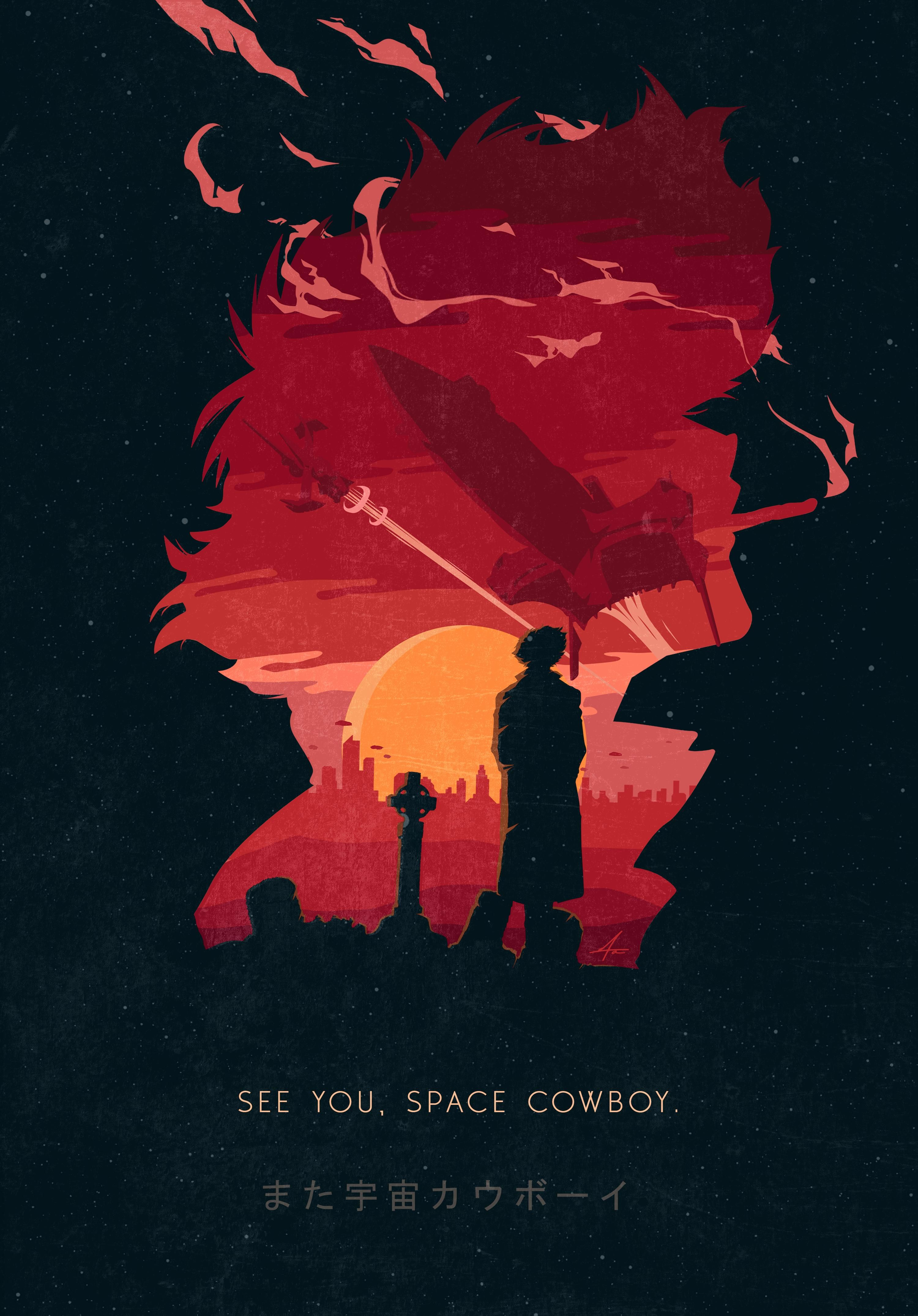 Cowboy Bebop Posters In 2020 Cowboy Bebop Cowboy Bebop Wallpapers Anime Art Beautiful
