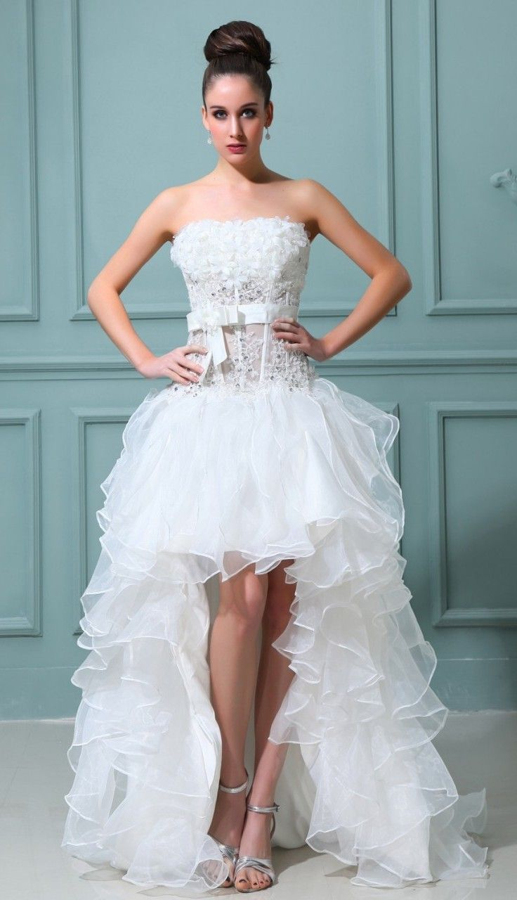 20 Most Beautiful Wedding Dresses Ideas | Princess wedding dresses ...