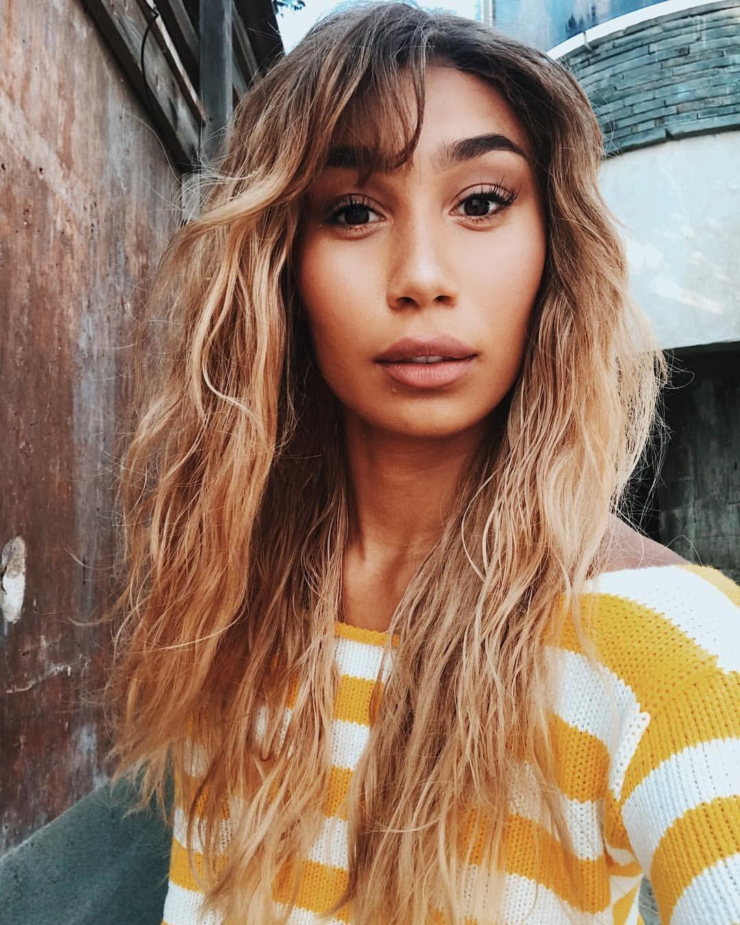 Eva Gutowski Natural Hair