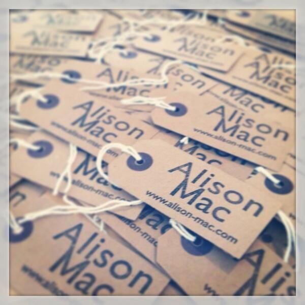 Custom Made For Alison Mac Uk By Englishstamp Com Business