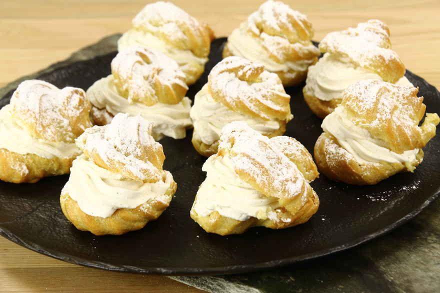 Alletiders Kogebog Kageopskrifter vandbakkelser | opskrift | kager | desserts, baking og food