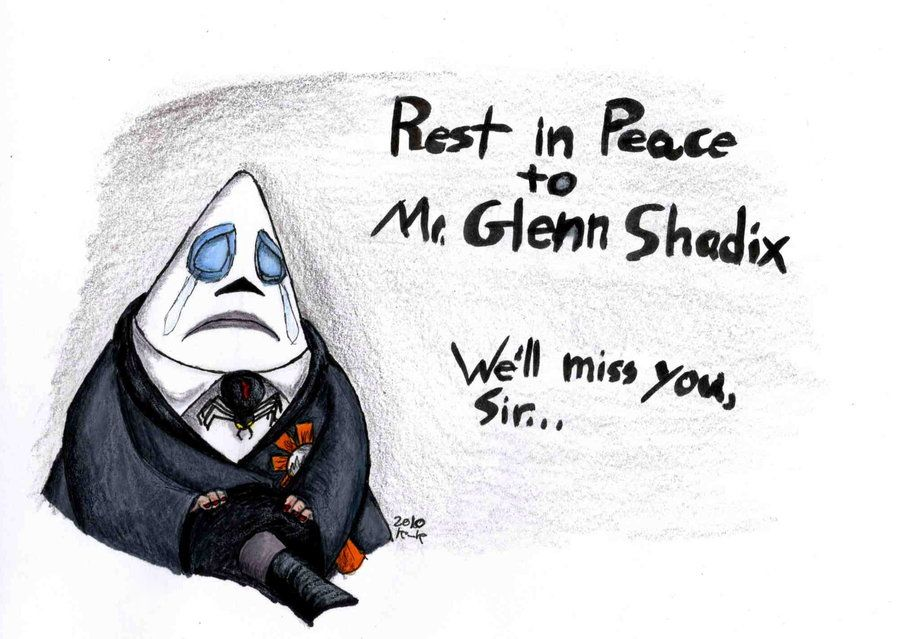 Rip To Mr Glenn Shadix By Madame Kikue On Deviantart Glenn Shadix Tim Burton Movie Ripped Nightmare and the voices • peterick is updated. pinterest